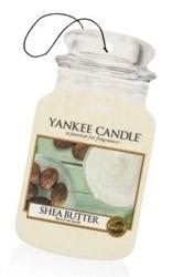Yankee Candle Car Jar Odświeżacz samochodowy Shea Butter