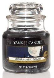 Yankee Candle Midsummer's night Świeca zapachowa słoik mały 104g