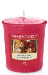 Yankee Candle Sampler Świeca After Sledding 49g