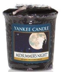 Yankee Candle Sampler Świeca Midsummer's Night 49g