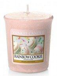 Yankee Candle Sampler Świeca Rainbow Cookie 49g