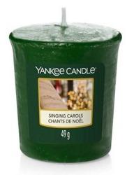 Yankee Candle Sampler Świeca Singing Carols 49g