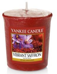 Yankee Candle Sampler Świeca Vibrant Safron 49g
