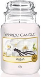Yankee Candle Świeca zapachowa Słoik duży Vanilla 623,7g