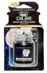 Yankee Candle Ultimate Car Jar Midsummer's night - Zawieszka do samochodu 1 szt.