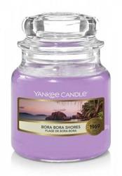 Yankee Candle świeca słoik mały Bora Bora Shores 104g