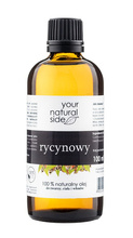 Your Natural Side Olej rycynowy 100% naturalny 100ml