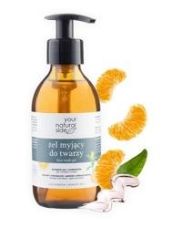 Your Natural Side Żel myjący do twarzy mandarynka 190 ml