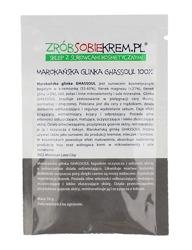 ZSK Marokańska glinka GHASSOUL 100% 10g