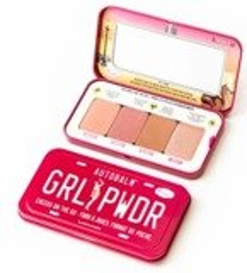 theBalm Autobalm GRL PWDR Paleta do makijażu twarzy