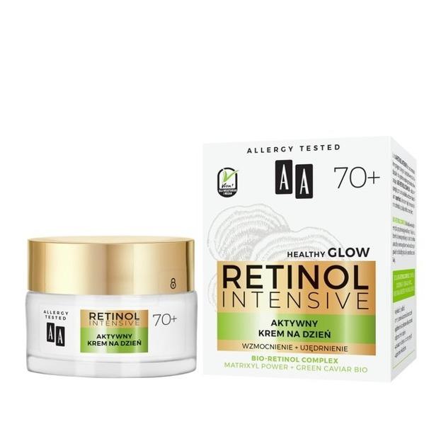 AA Retinol Intensive 70+ krem na Dzień wzmocnienie+ujędrnienie 50ml