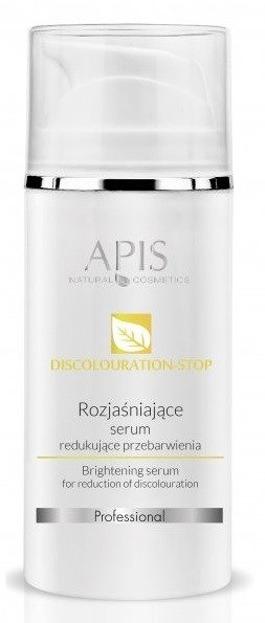 APIS Discolouration Stop Rozjaśniające serum redukujące przebarwienia 100ml