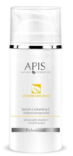 APIS Professional Vitamin Balance - Serum z witaminą C i białymi winogronami 100 ml