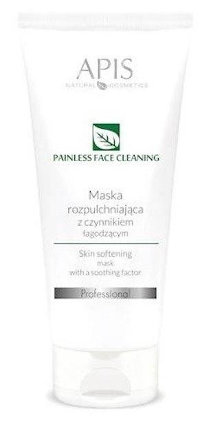 APIS ProfessionalBezbolesne Oczyszczanie  Maska rozpulchniająca z czynnikiem łagodzącym 200 ml