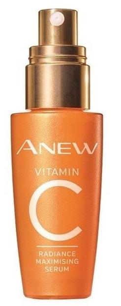 AVON Anew Vitamin C Radiance Serum Rozświetlająco-odmładzające serum do twarzy z 10% witaminą C 30ml