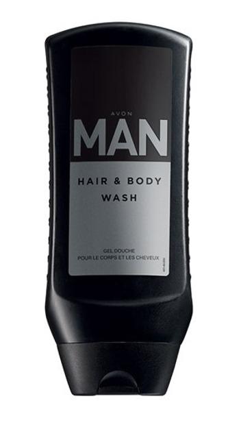 AVON MAN Żel do mycia ciała i włosów 250ml