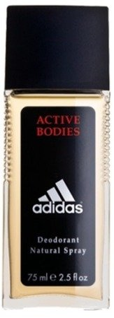 Adidas Man Active Bodies Deodorant Spray 75ml