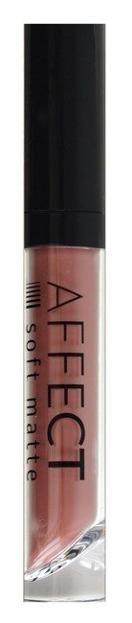 Affect Liquid Lipstick Soft Matte Balance Matowa pomadka w płynie