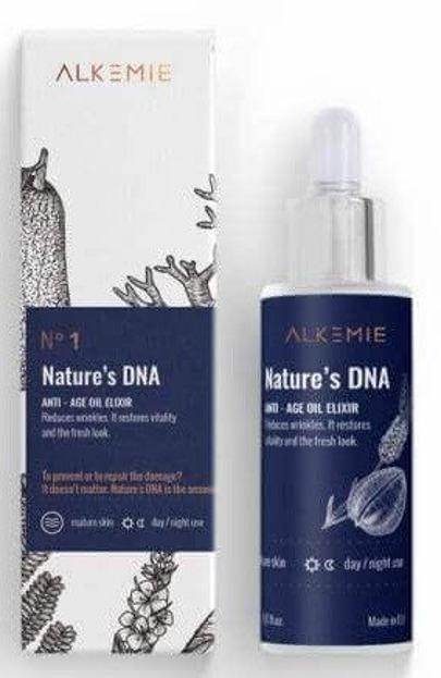Alkmie Anti-Aging NATURE'S DNA Eliksir odmładzający 30ml