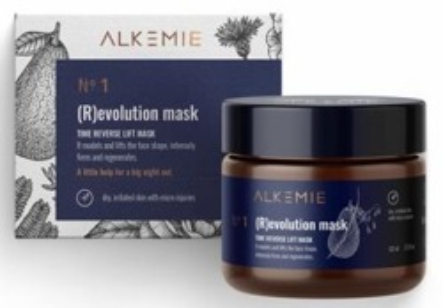 Alkmie Anti-Aging R)EVOLUTION MASK Maska liftingująco-odmładzająca 60ml