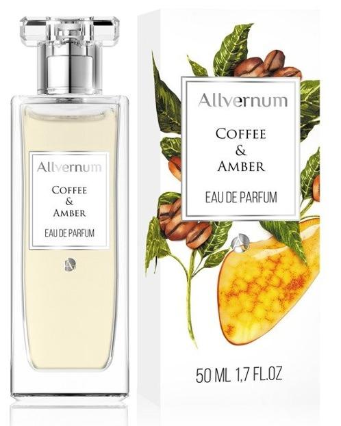 Allvernum Coffee&Amber Woda perfumowana 50ml
