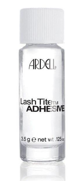 Ardell Lash Tite For Individual Lashes - Klej do sztucznych rzęs w kępkach Clear, 3,5 g