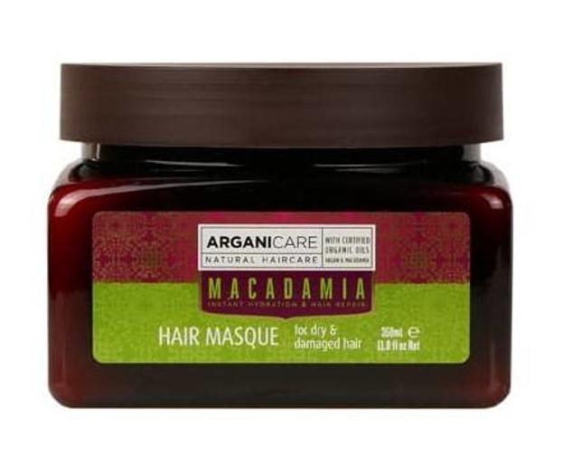 ArganiCare Hair Masque MACADAMIA Maska do włosów z olejem makadamia 350ml