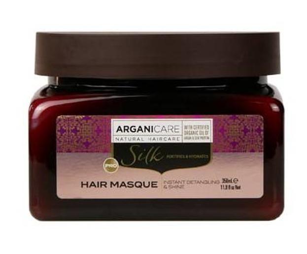 ArganiCare Hair Masque SILK Maska do włosów z jedwabiem 350ml