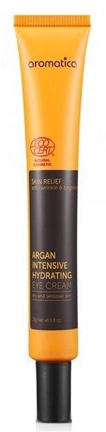Aromatica Argan Intensive Hydrating Eye Cream Krem pod oczy 25g