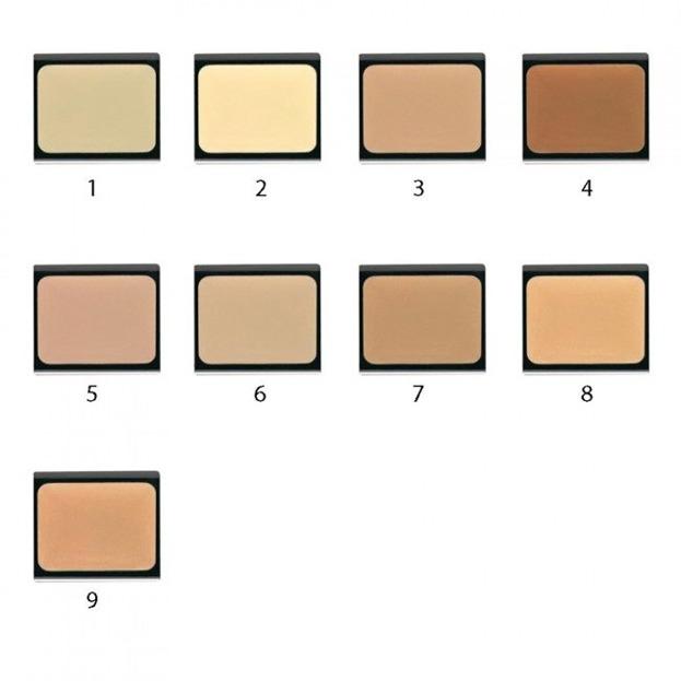 ArtDeco Camouflage Cream - korektor w kremie, odcień 2