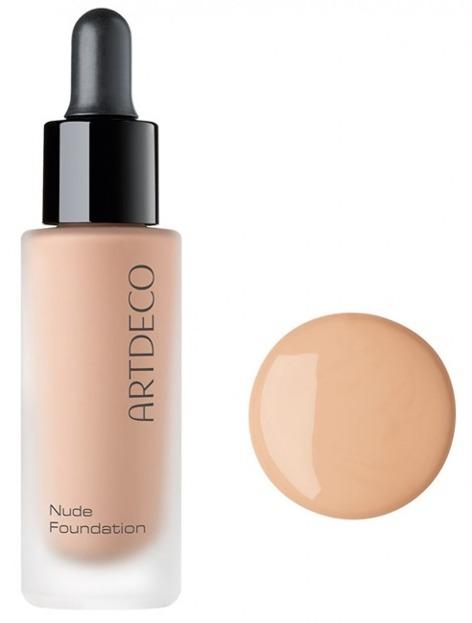 ArtDeco Nude Foundation Lekki podkład do twarzy 85 beige chiffon 20ml