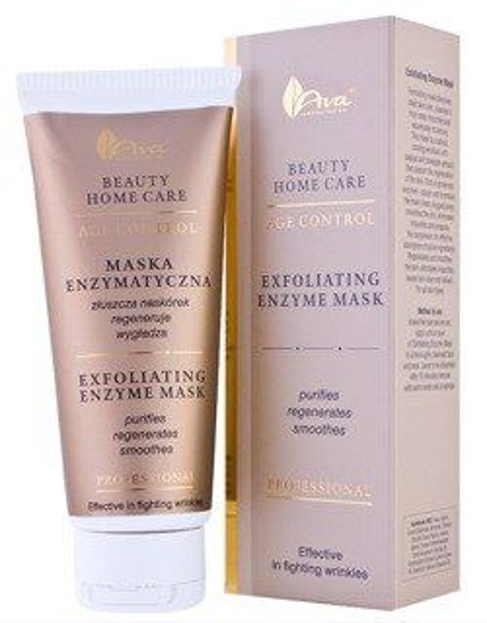Ava Beauty Home Care Age Control Maska enzymatyczna 100ml