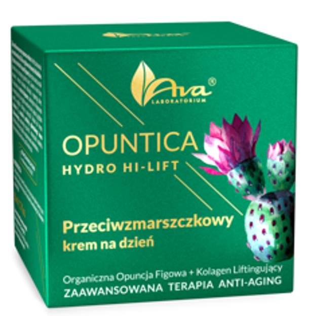 Ava OPUNTICA Przeciwzmarszczkowy krem na dzień 50ml