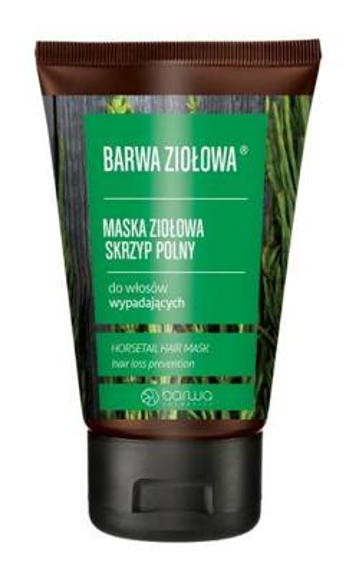 Barwa Ziołowa Maska do włosów Skrzyp Polny 120ml