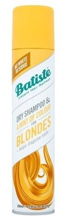 Batiste Dry Shampoo & A Hint of Colours Blonde Suchy Szampon 200ml