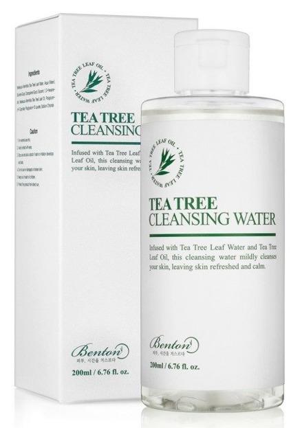 Benton Tea Tree Cleansing Water Woda micelarna 200ml