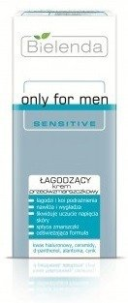 Bielenda Only For Men Sensitive Krem łagodzący dla mężczyzn 50ml