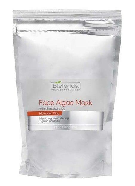 Bielenda Professional Maska algowa z glinką Ghassoul 190g
