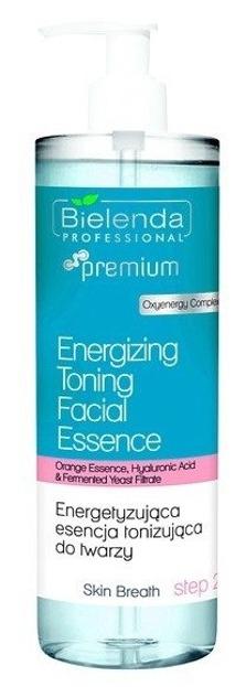 Bielenda Professional Premium Energetyzująca esencja tonizująca do twarzy 500ml