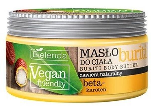 Bielenda Vegan Friendly Masło do ciała Masło Buriti 250ml