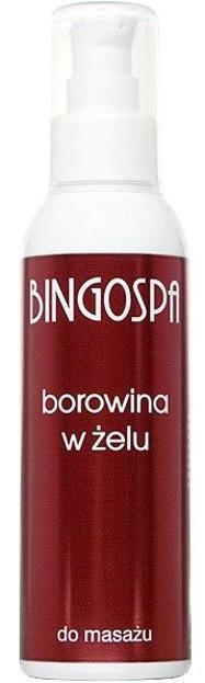 BingoSpa Borowina w żelu do masażu 100g+20g