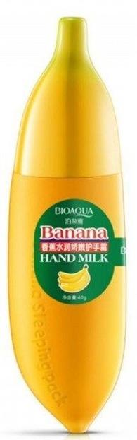 Bioaqua Krem do rąk Banana Hand Milk 40g
