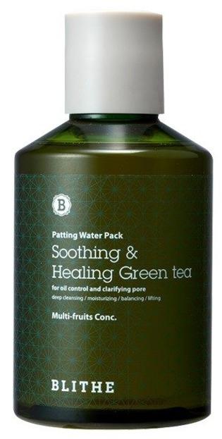 Blithe Patting Splash Mask Green Tea Łagodząco-kojąca maska do twarzy w płynie 200ml