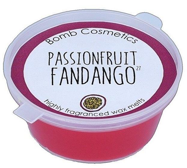 Bomb Cosmetics Wosk zapachowy PASSIONFRUIT FANDANGO 35g
