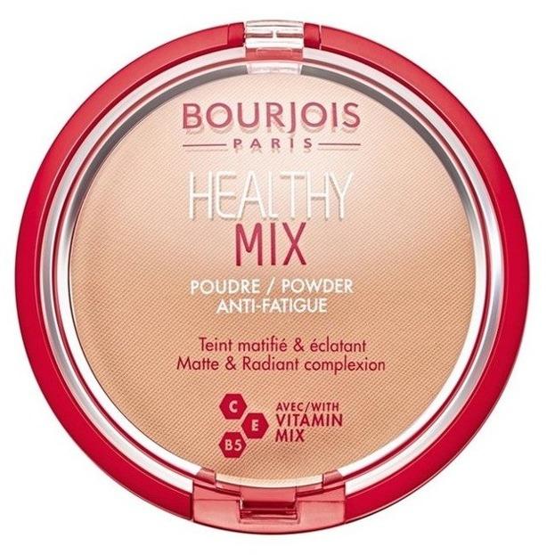 Bourjois Healthy Mix Anti-Fatigue Puder do twarzy 03 Dark Beige