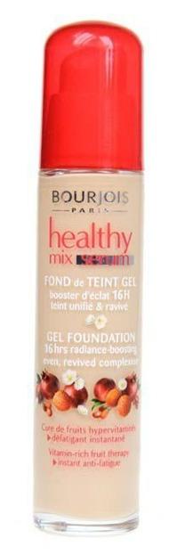 Bourjois Healthy Mix Serum Gel Foundation - Odświeżająco – rozświetlający podkład w żelu 52 Vanilla, 30 ml