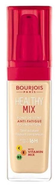 Bourjois Healthy Mix Vitamin Foundation - Witaminowy podkład rozświetlający 51 Light Vanilla NOWA WERSJA