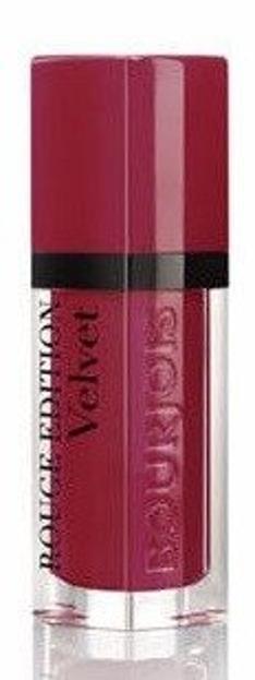Bourjois Rouge Edition Velvet - Matowa pomadka do ust 08 Grand Cru, 6,7 ml