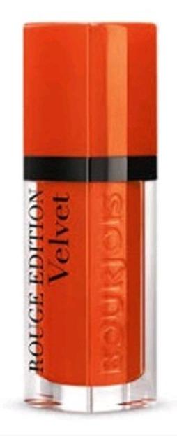 Bourjois Rouge Edition Velvet Matowa pomadka do ust 30 oranginal
