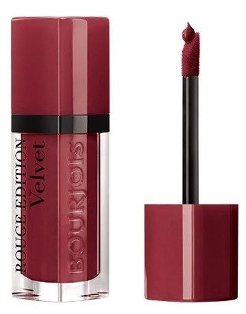 Bourjois Rouge Edition Velvet Pomadka do ust 24 Dark Cherie